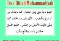 Do'a Iftitah Muhammadiyah
