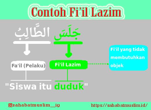 Fi'il Lazim