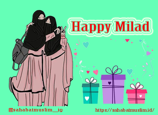Happy Milad