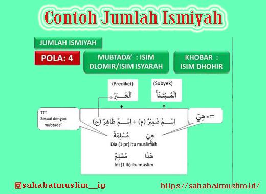 Jumlah Ismiyah