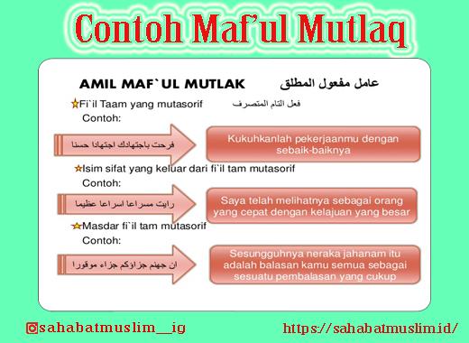 Maf'ul Mutlaq