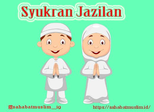 Syukran Jazilan