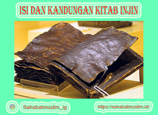 Kitab Injil Diturunkan Kepada Nabi Isa
