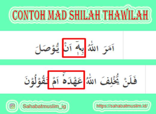 Mad shilah Thawilah