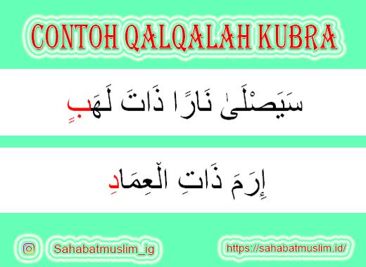 Qalqalah Kubra
